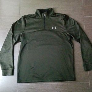 Under Armour Men's Half Zip (M) Fleece Sweater